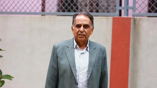 Mr. Daman Nath Dhungana