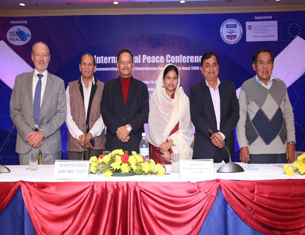 International Conference on Comprehensive Peace Accord width=